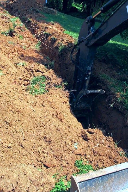 sewer line repair denver