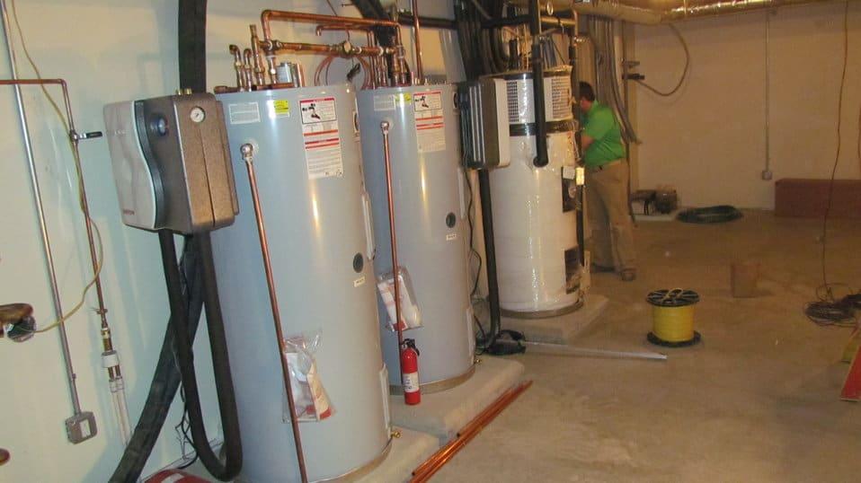 water heater repair and installation company in Denver Colorado
