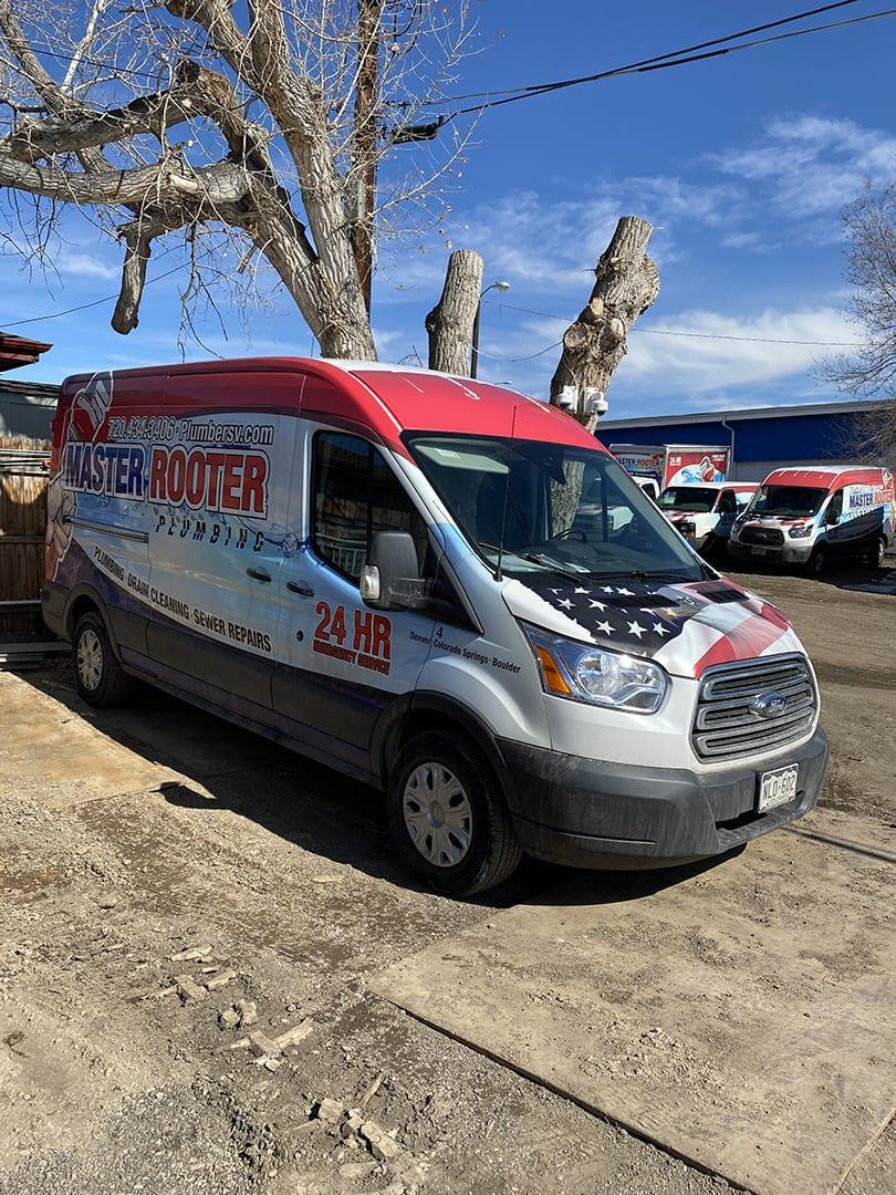 Master Rooter Plumbing Colorado